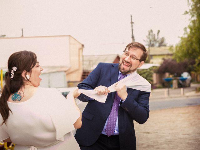 El matrimonio de Jorge y Olga en La Florida, Santiago 7