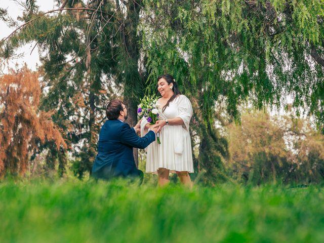 El matrimonio de Jorge y Olga en La Florida, Santiago 8