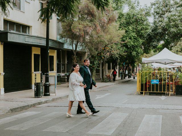 El matrimonio de Jorge y Olga en La Florida, Santiago 14