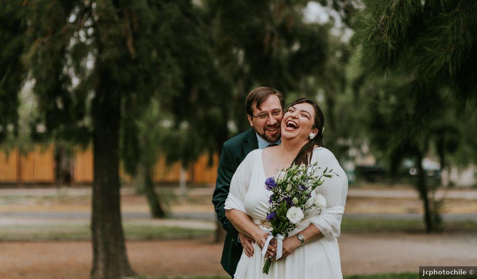 El matrimonio de Jorge y Olga en La Florida, Santiago