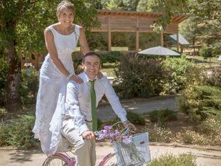 El matrimonio de Mario y Ximena
