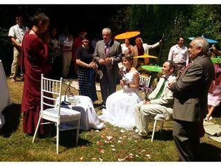 El matrimonio de Mario y Ximena 2