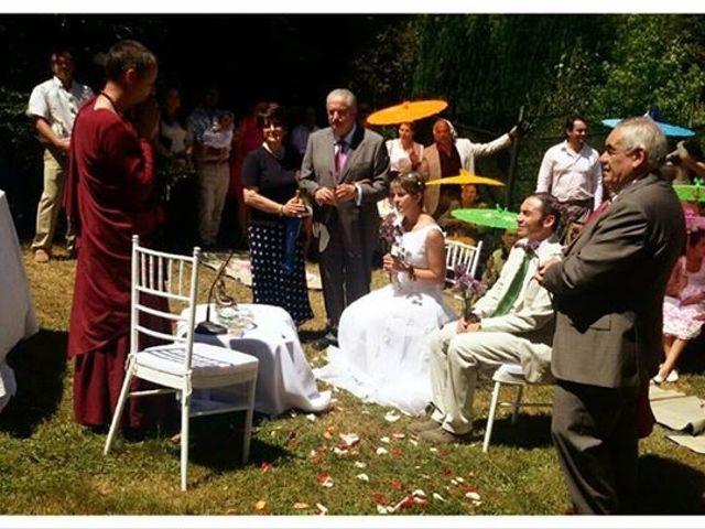 El matrimonio de Ximena y Mario en Pucón, Cautín 1
