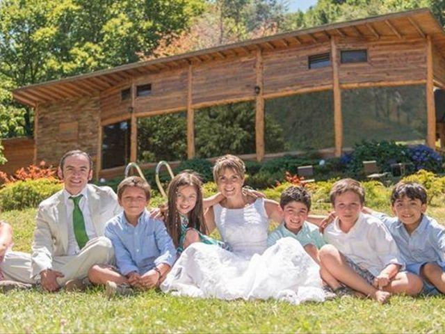 El matrimonio de Ximena y Mario en Pucón, Cautín 2