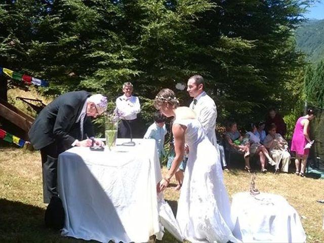 El matrimonio de Ximena y Mario en Pucón, Cautín 3
