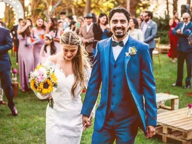 El matrimonio de Pablo y Silvia