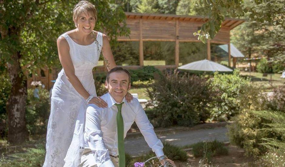 El matrimonio de Ximena y Mario en Pucón, Cautín