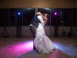 El matrimonio de Belén y Claudio
