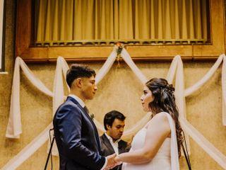 El matrimonio de Camila y Abraham 3