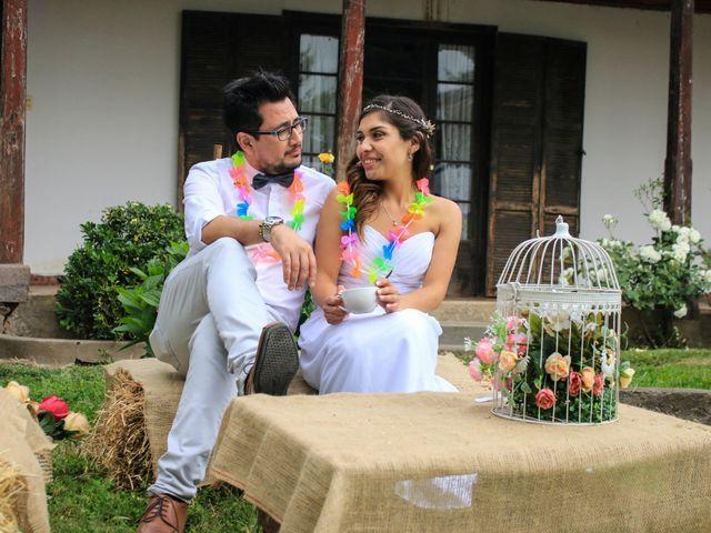 El matrimonio de Julio y Paulina en Codegua, Cachapoal 3