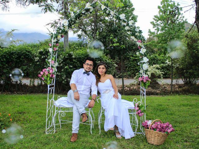 El matrimonio de Julio y Paulina en Codegua, Cachapoal 5