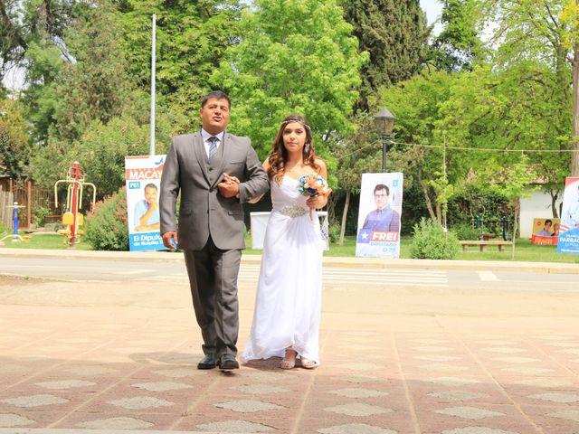 El matrimonio de Julio y Paulina en Codegua, Cachapoal 10
