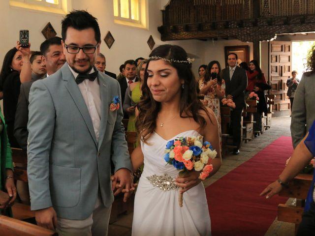 El matrimonio de Julio y Paulina en Codegua, Cachapoal 11