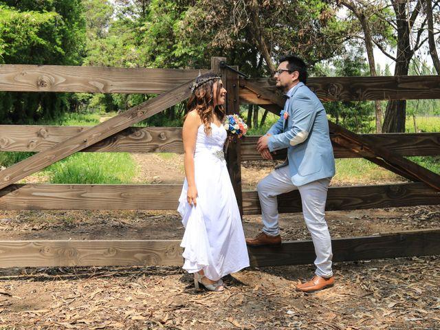 El matrimonio de Julio y Paulina en Codegua, Cachapoal 22