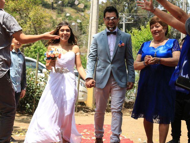 El matrimonio de Julio y Paulina en Codegua, Cachapoal 30