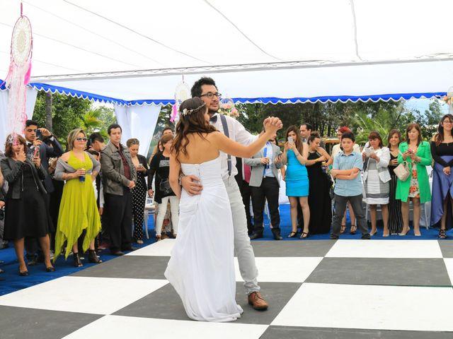 El matrimonio de Julio y Paulina en Codegua, Cachapoal 36