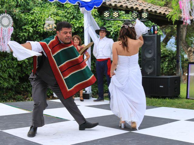 El matrimonio de Julio y Paulina en Codegua, Cachapoal 41
