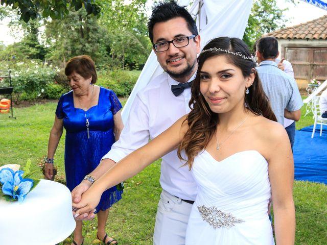 El matrimonio de Julio y Paulina en Codegua, Cachapoal 49