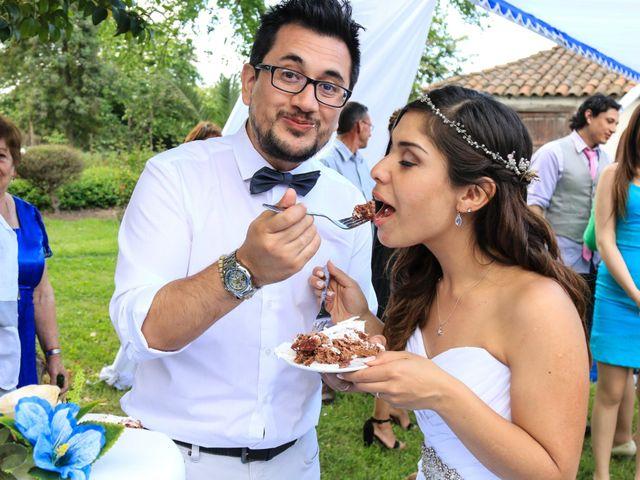 El matrimonio de Julio y Paulina en Codegua, Cachapoal 50