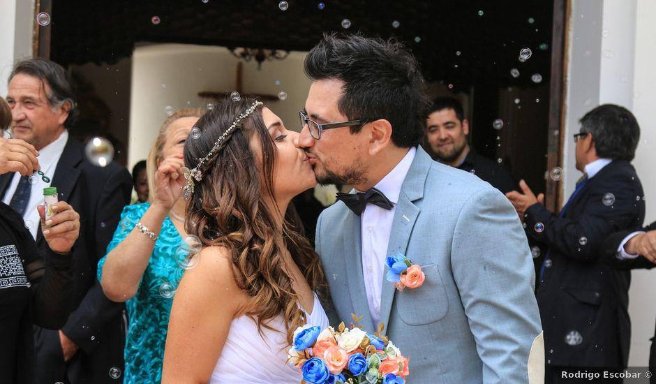 El matrimonio de Julio y Paulina en Codegua, Cachapoal