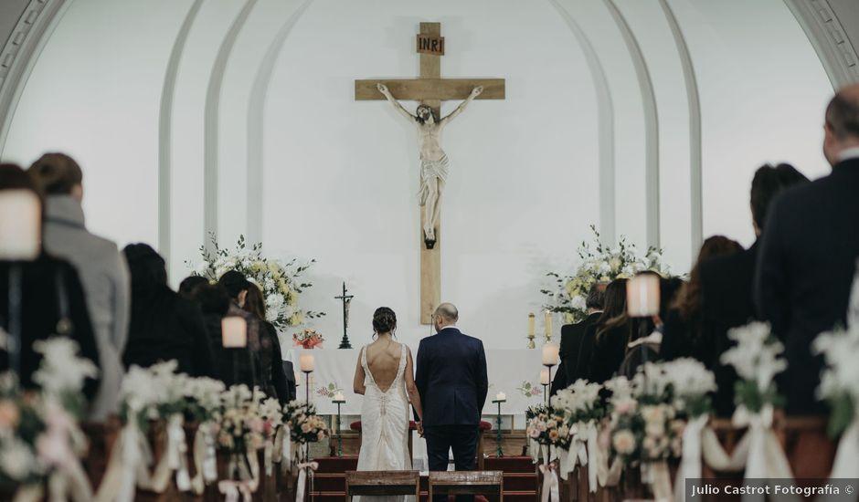 El matrimonio de Rodrigo y Romina en San José de Maipo, Cordillera