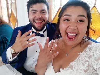 El matrimonio de Paulina  y Osvaldo  1