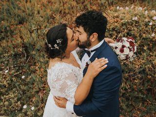 El matrimonio de Paulina  y Osvaldo