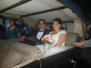 El matrimonio de Leslie y Francisco