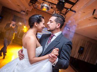 El matrimonio de Camila y Omar