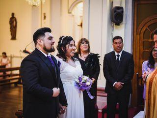 El matrimonio de Catherine y Pablo 2