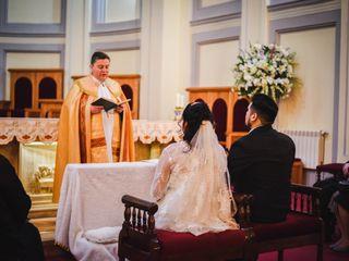 El matrimonio de Catherine y Pablo 3