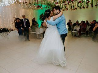 El matrimonio de Camila y Yordan