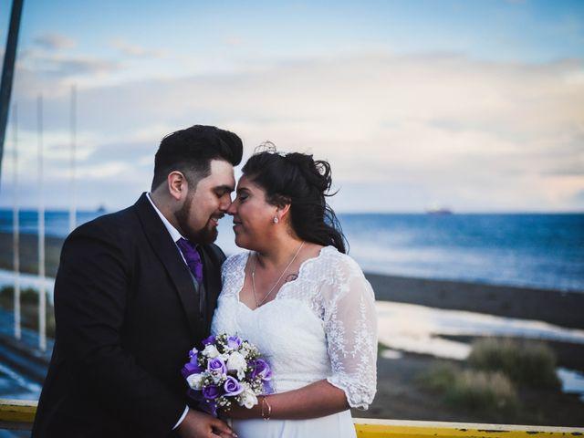 El matrimonio de Catherine y Pablo