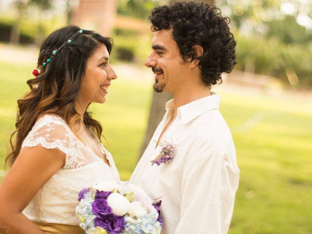 El matrimonio de Emmanuel y Carla