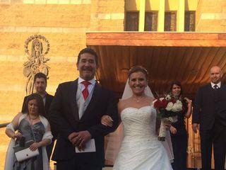 El matrimonio de Loreto y Horacio 2
