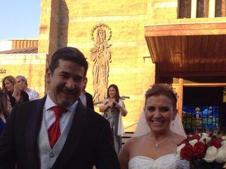El matrimonio de Loreto y Horacio 3
