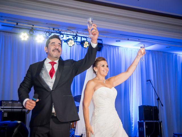El matrimonio de Loreto y Horacio
