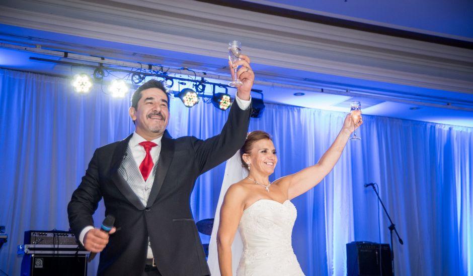 El matrimonio de Horacio y Loreto en Las Condes, Santiago