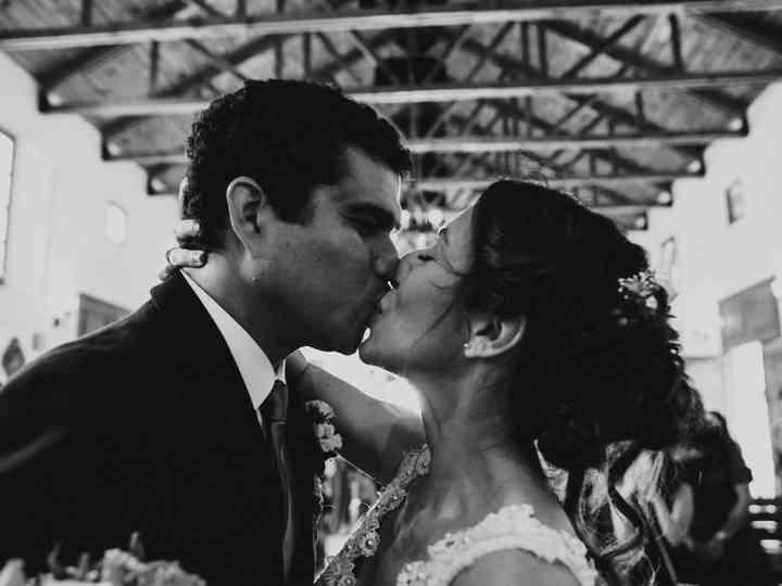 El matrimonio de Luz y Daniel