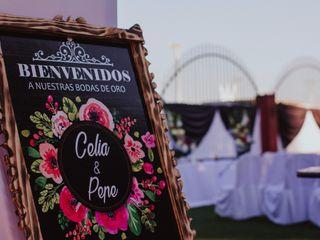 El matrimonio de Celia y Pepe 1