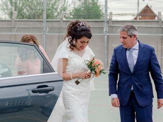 El matrimonio de Felipe  y Aileen  1