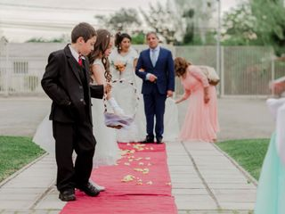 El matrimonio de Felipe  y Aileen  2