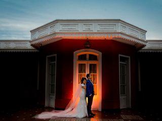 El matrimonio de Felipe  y Aileen