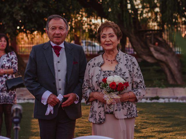 El matrimonio de Celia y Pepe