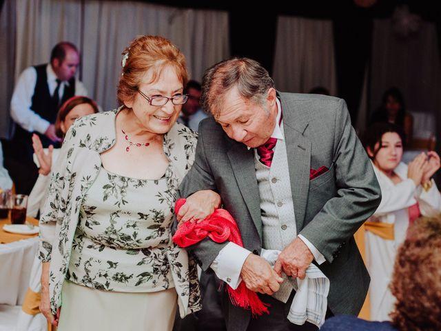 El matrimonio de Pepe y Celia en Maipú, Santiago 1
