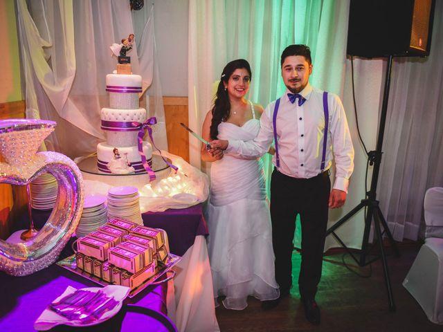 El matrimonio de Daniela y Juan