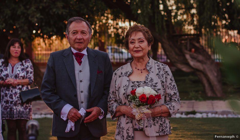 El matrimonio de Pepe y Celia en Maipú, Santiago