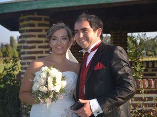 El matrimonio de Bárbara y Ricardo