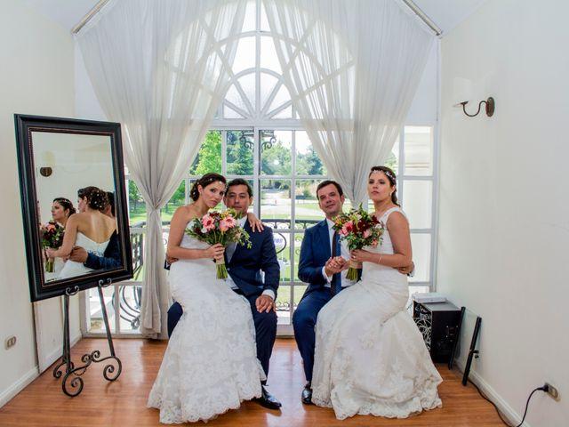 El matrimonio de Hermanas Tamy y Coti y Zaul y Alvaro