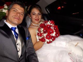 El matrimonio de Gabriel y Natalia